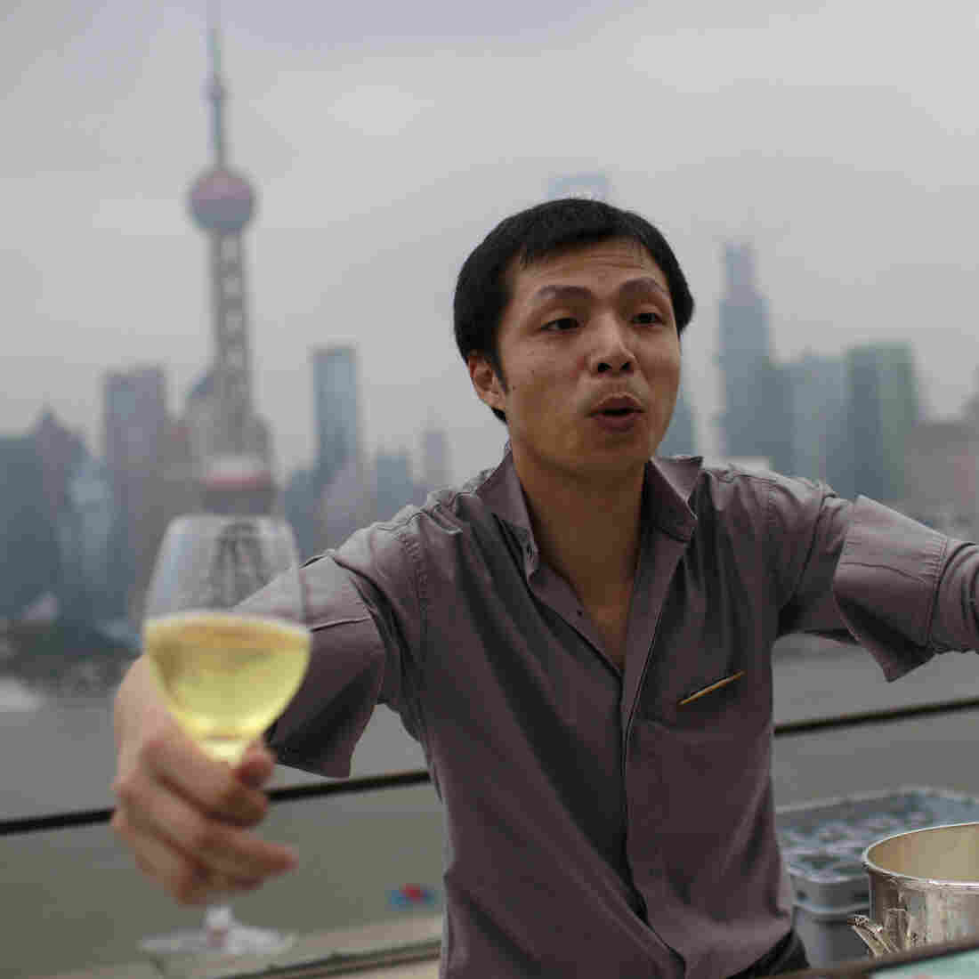 Gatsby-Like Extravagance And Wealth ... In Communist China