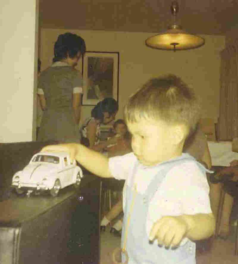 "Mark Takahashi is now one of the ""car people"" at Edmunds.com — but at the age of 2, the future automotive editor, like his co-worker Mike MaGrath, was more of a toy-car person."