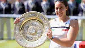 France's Marion Bartoli Wins Women's Title At Wimbledon