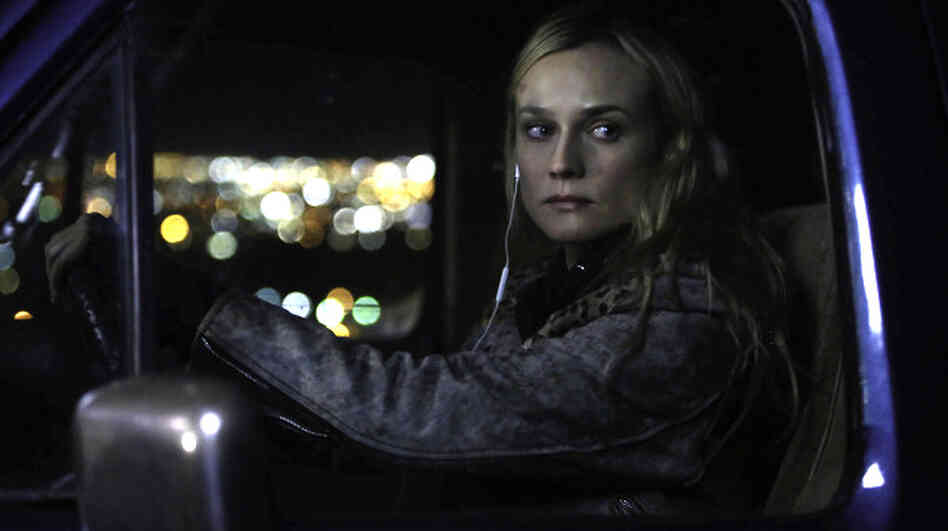 In the new FX series The Bridge, Diane Kruger stars as a detective investigating a murder along the U.S.-Mexico border.