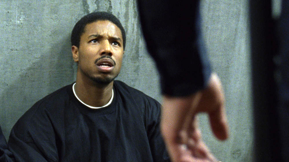 Michael B. Jordan plays Oscar Grant, an Oakland man with a checkered past and a new determination to get his life right — until one terrible night at Fruitvale Station. (The Weinstein Co.)