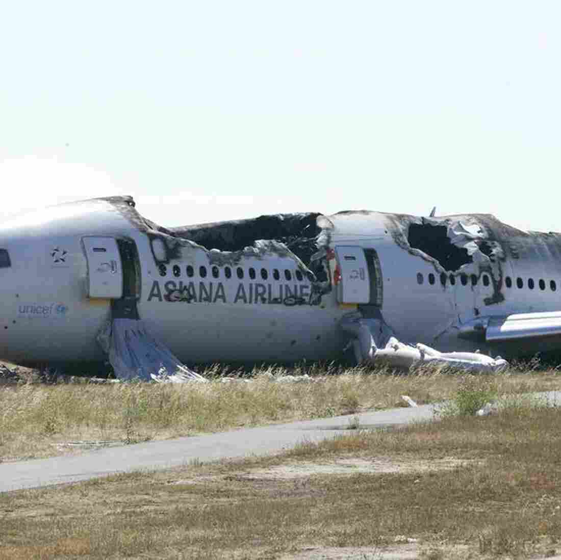 Why Catastrophic Airline Crashes Have Become More Survivable