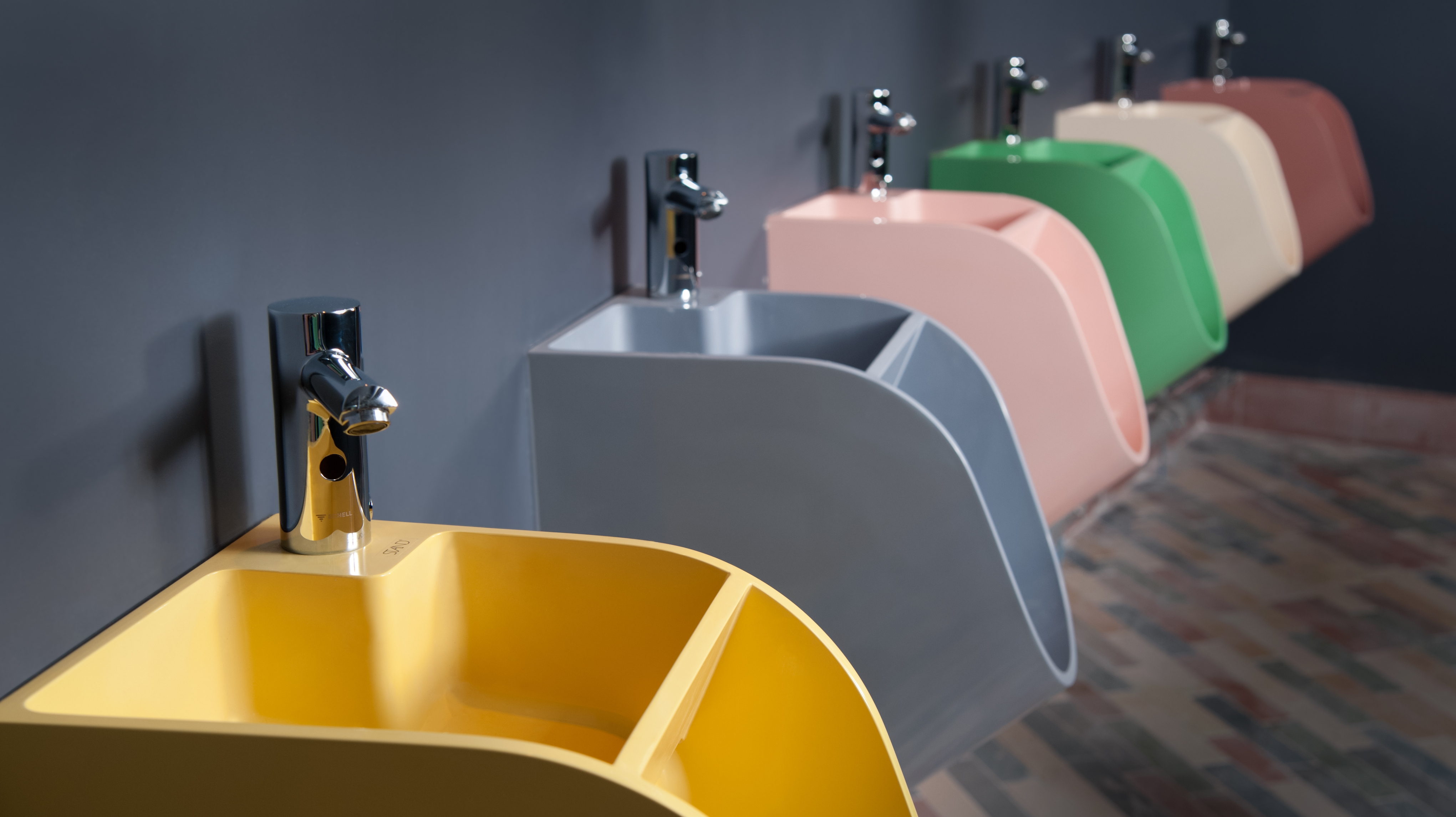 The 'Sink-Urinal' Saves Water, Encourages Men To Wash Hands