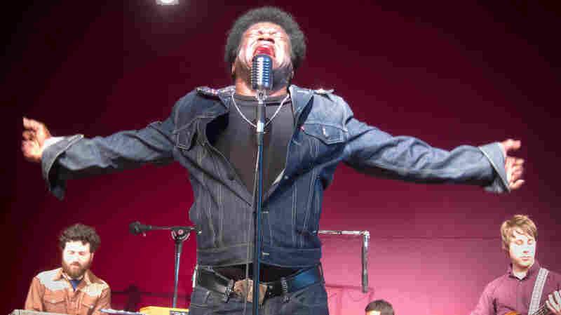 Charles Bradley: The Screaming Eagle Lands In Austin