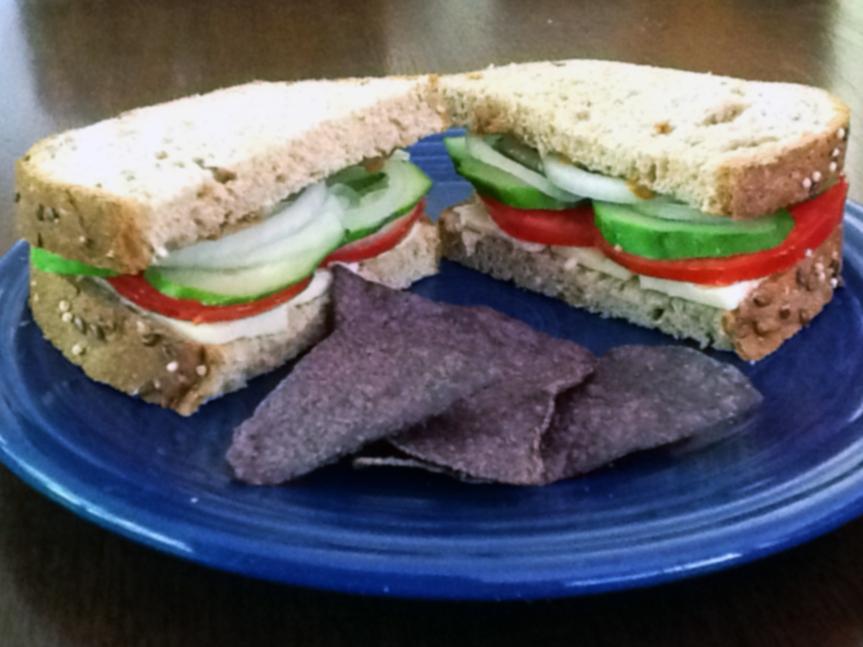 Taste Of Summer Finalist: Diane's Dad's Sandwich : NPR