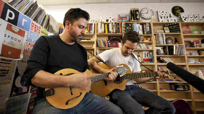 Frank Turner: Tiny Desk Concert