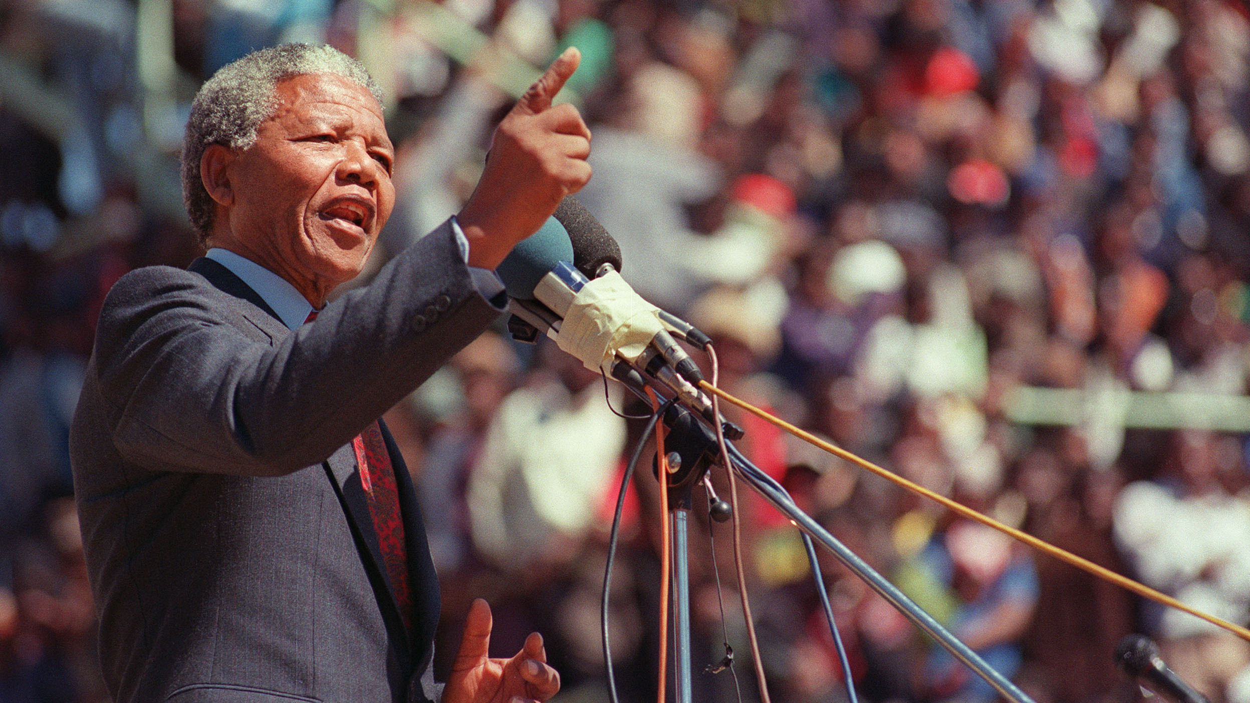 The Mandela Playlist: A Life And Legacy, Told In Music