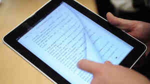 A federal judge ruled Wednesday that Apple conspired with publishers to fix e-book prices.