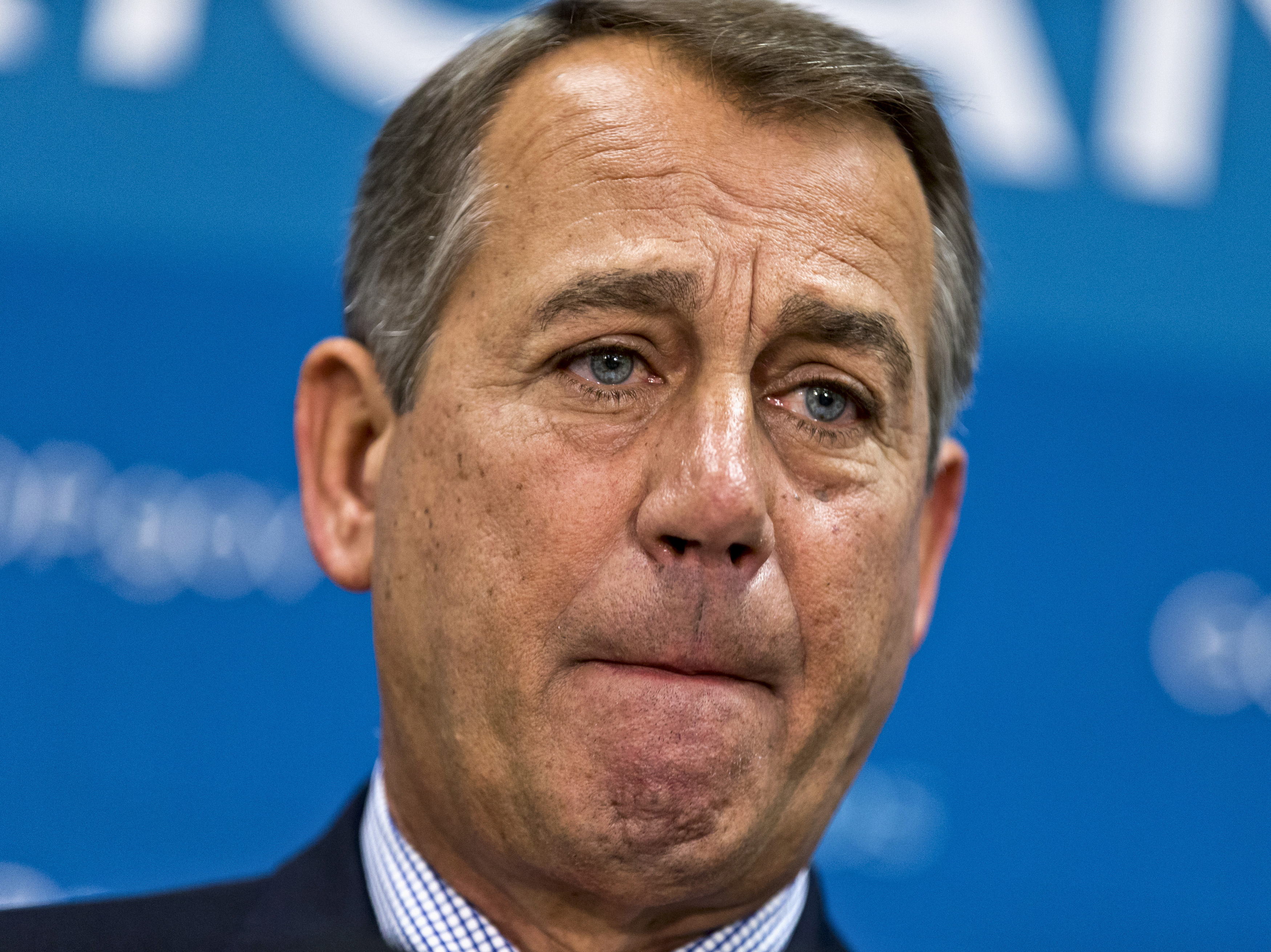 House GOP: We Won't Consider Senate Immigration Bill