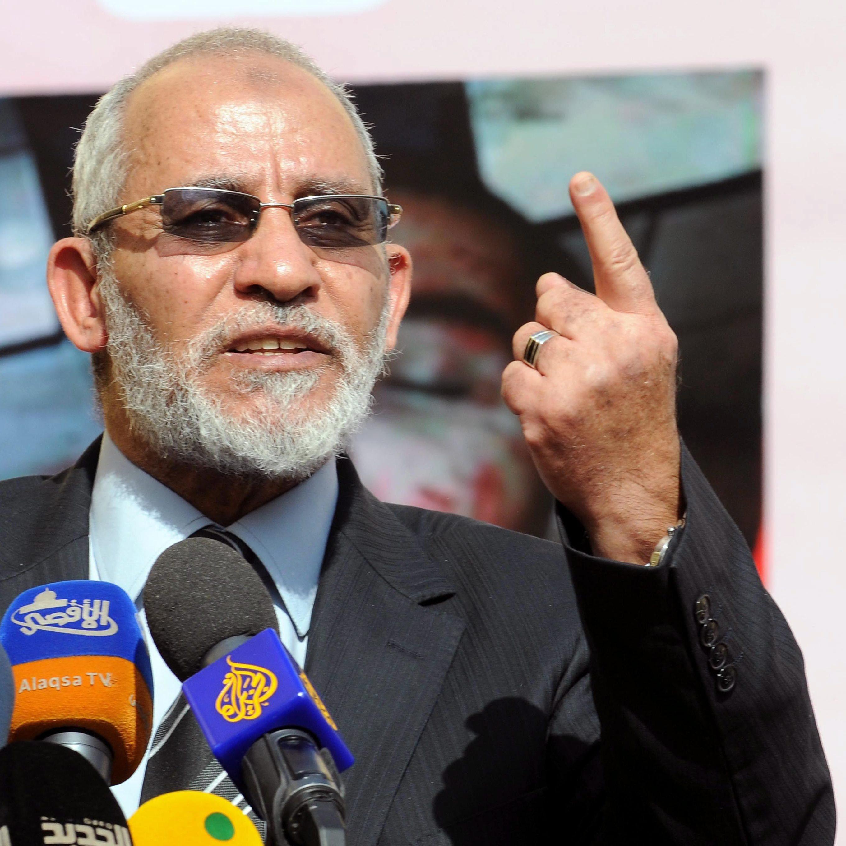 Reports: Egypt Orders Arrest Of Muslim Brotherhood Leader
