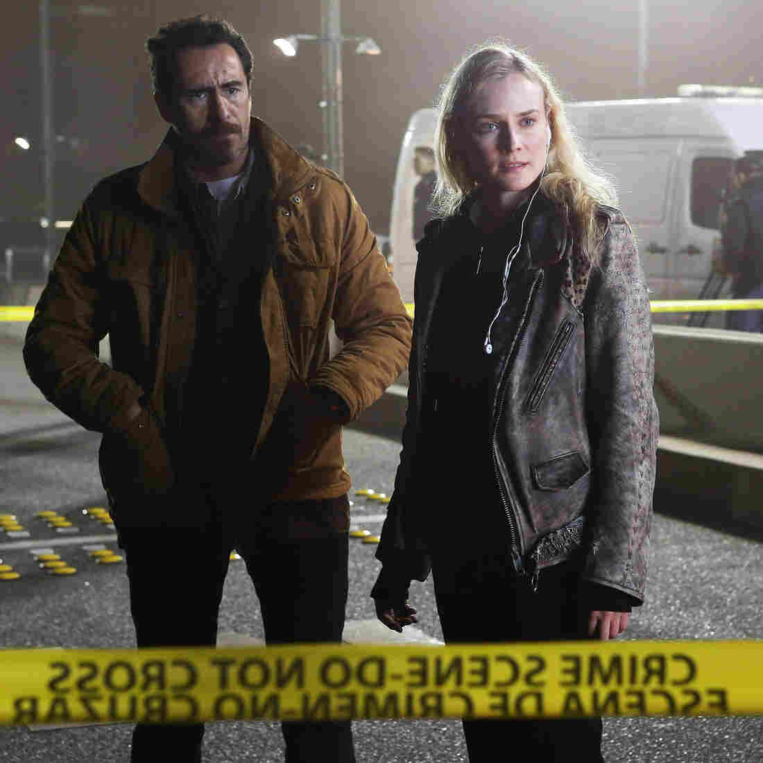 New Series 'The Bridge' Seeks An Audience In Two Languages