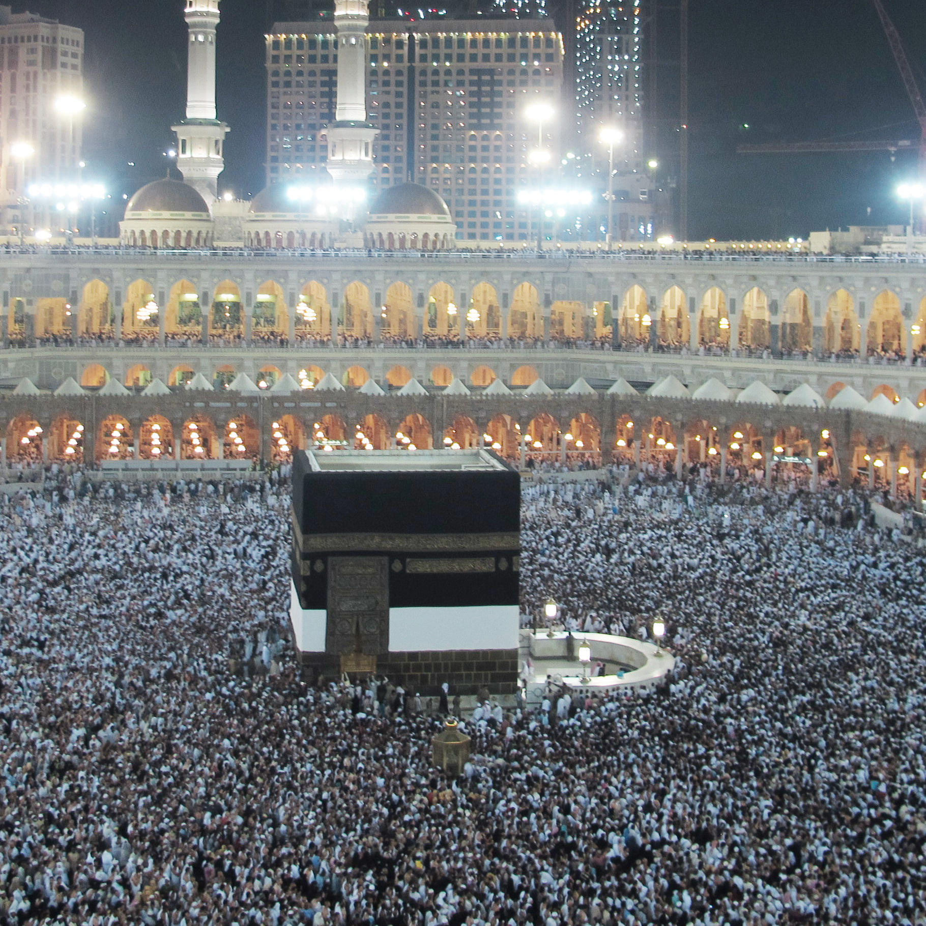 Jew Detector: Live From Mecca, It's Ramadan