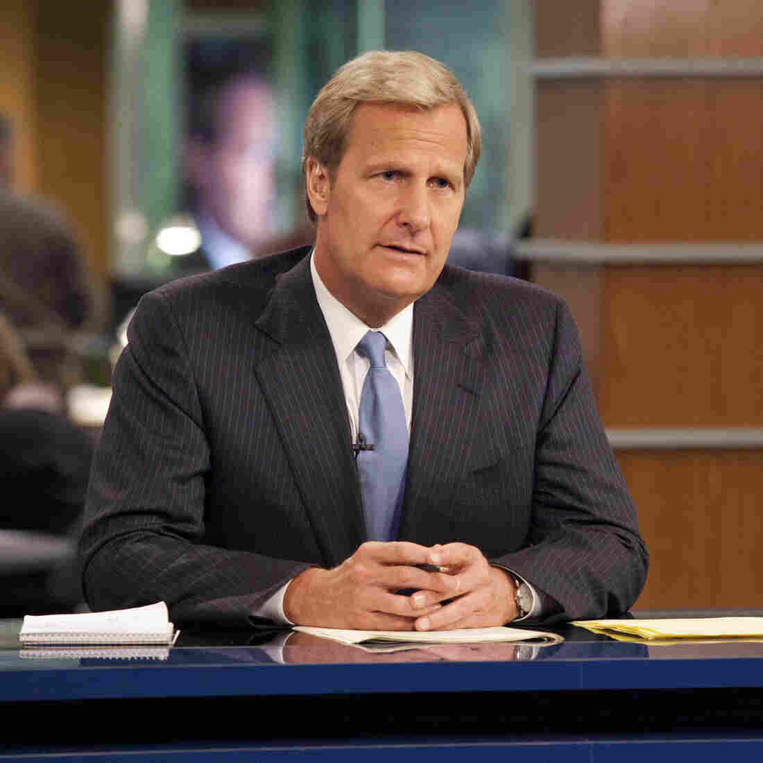 Jeff Daniels: Anchoring The Cast Of 'The Newsroom'
