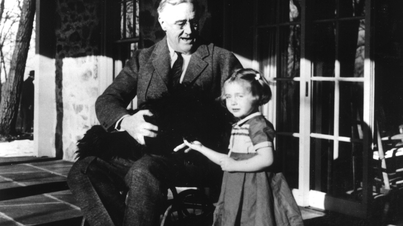VIDEO: Rare Clip Shows Roosevelt\'s Use Of Wheelchair : The Two-Way ...