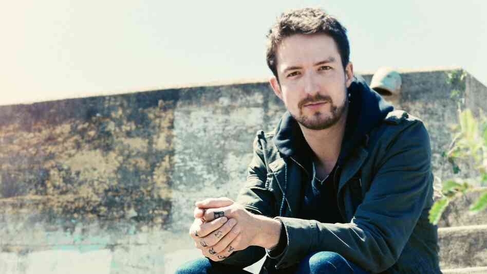 Frank Turner's new album is Tape Deck Heart.