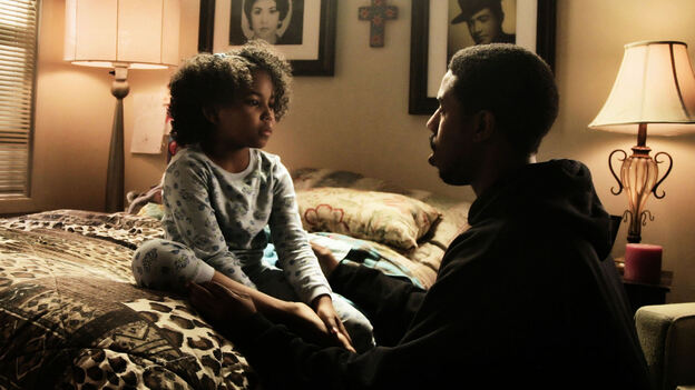 Based on a true story, Fruitvale Station won the Grand Jury Prize at the 2013 Sundance Film Festival. Michael B. Jordan stars as Oscar Grant and Ariana Neal stars as his young daughter, Tatiana. ( The Weinstein Co.)