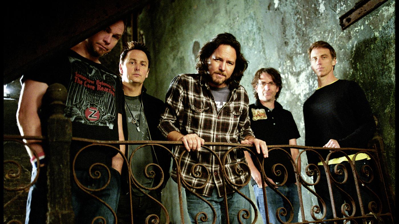 Se separa Pearl Jam