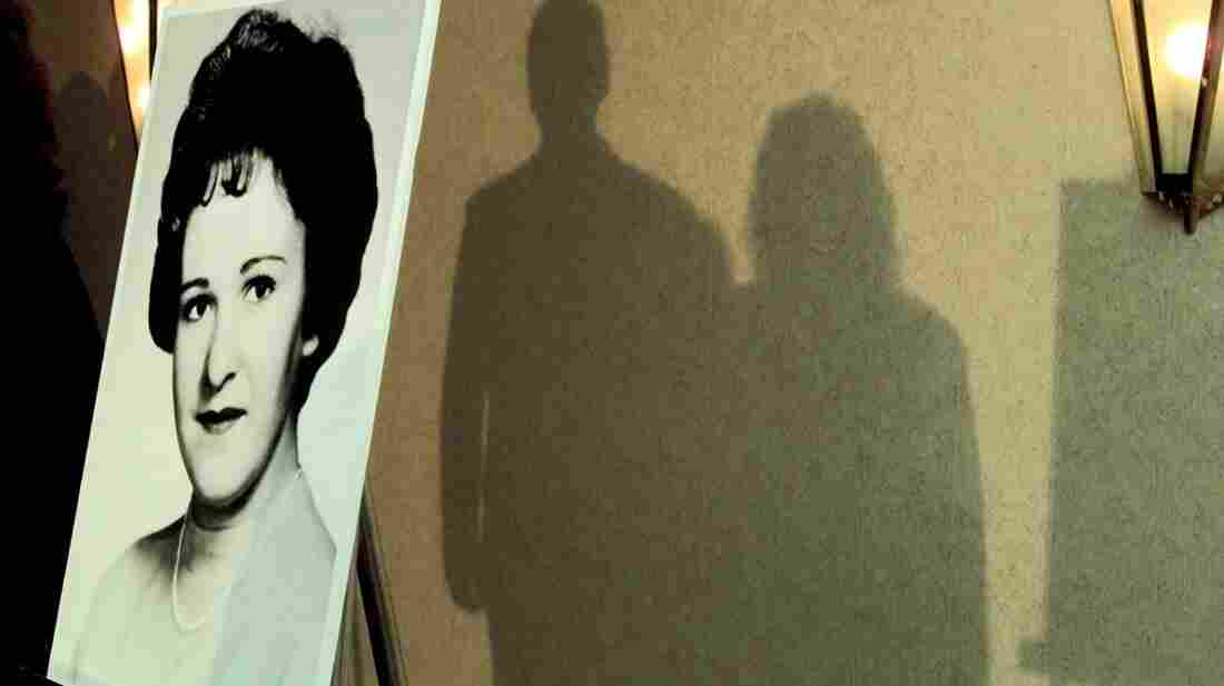 Mary Sullivan, seen here in a photo displayed at a 2000 news conference, was the final victim of the Boston Strangler, officials said Thursday. They plan more DNA tests on the evidence.