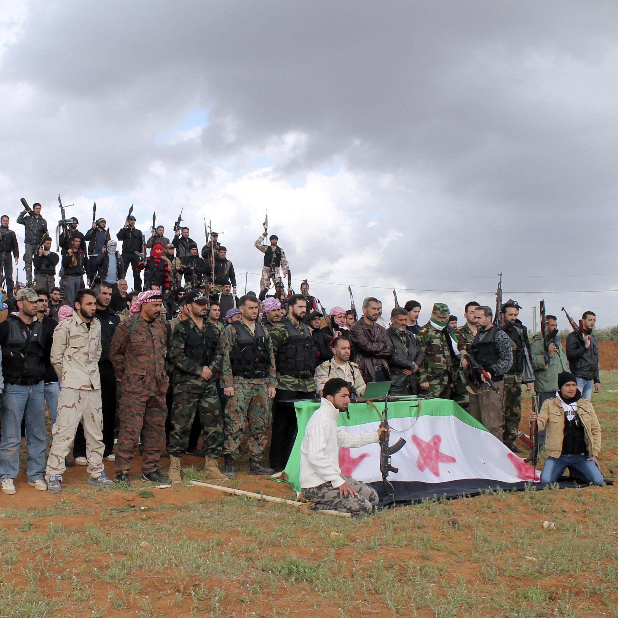 The rebels have scored rare victories around Dera'a.