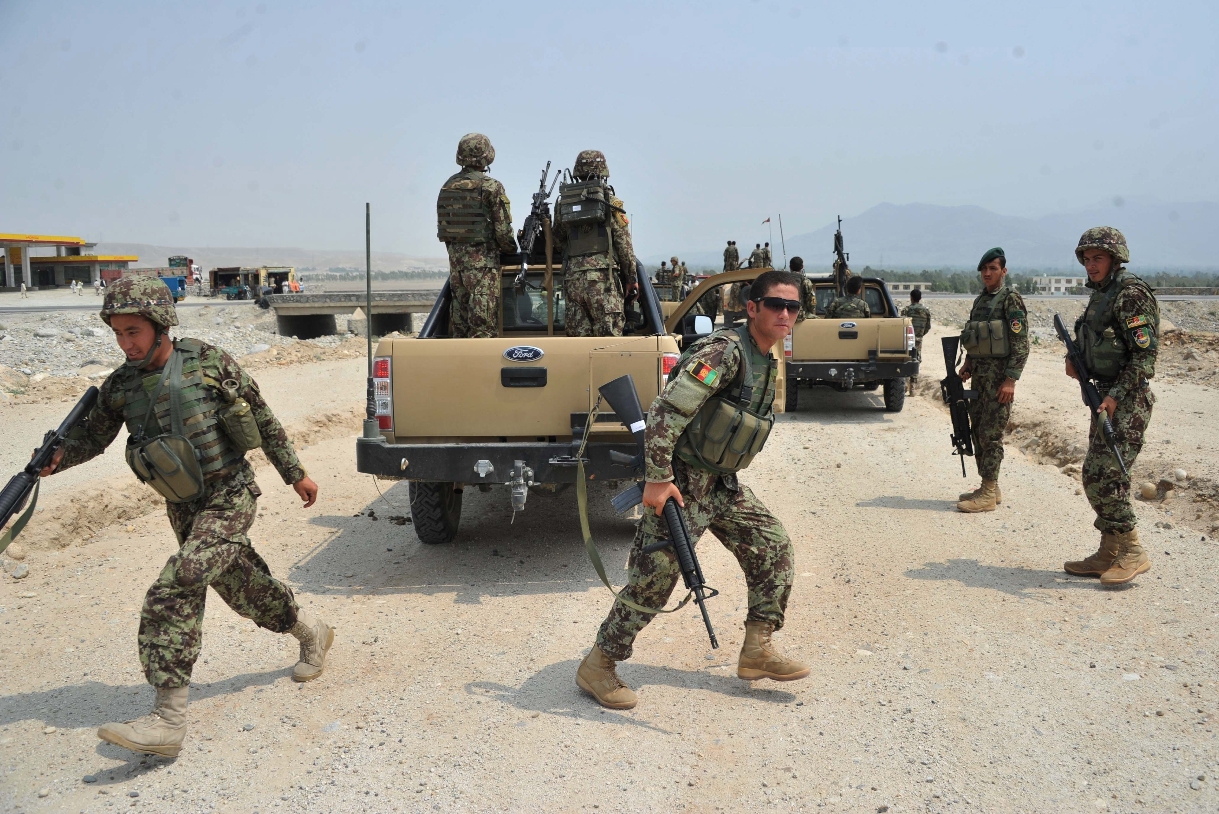 Despite Repeated Tries, Afghan Peace Efforts Still Sputter