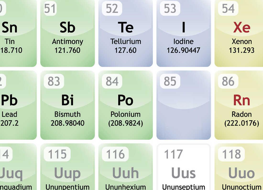 Element 85