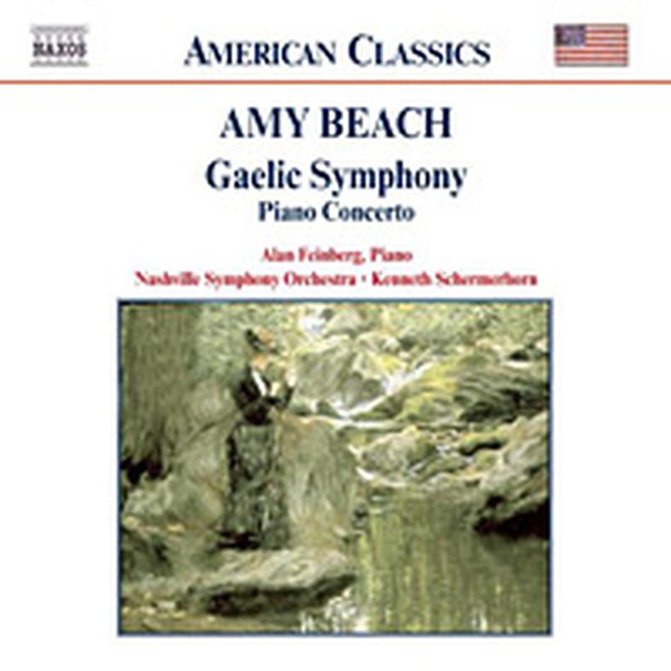 Amy Beach's 'Gaelic' Symphony.