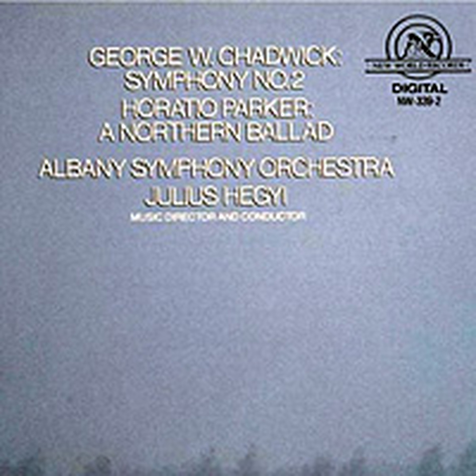George Whitefield Chadwick's Symphony No. 2.
