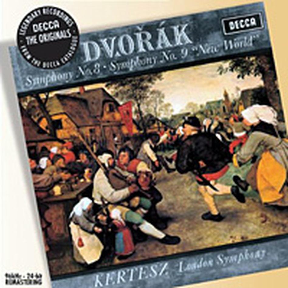 Istvan Kertesz conducts Dvorak.