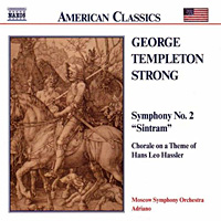 George Templeton Strong's 'Sintram' Symphony.