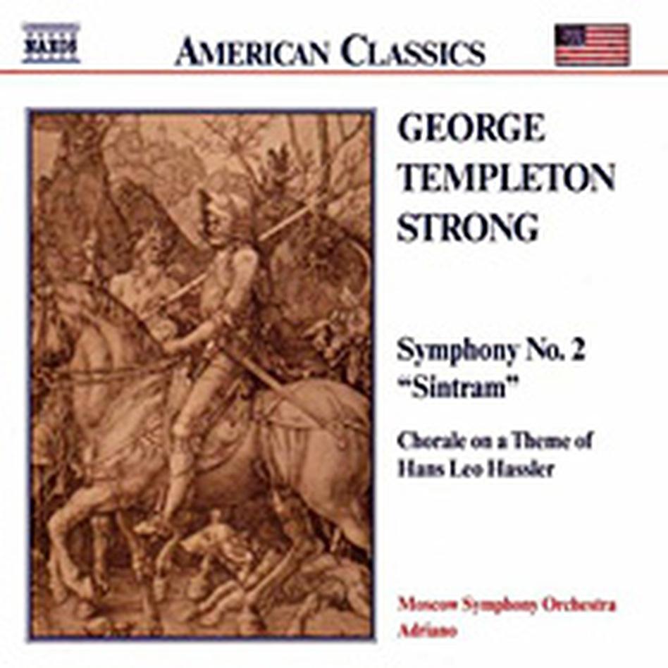 George Templeton Strong's 'Sintram' Symphony.
