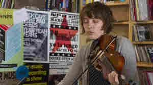 Cheyenne Mize: Tiny Desk Concert