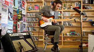Keaton Henson: Tiny Desk Concert