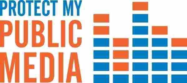 Protect My Public Media logo
