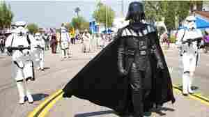 These Stormtroopers' Galactic Mission: Comic-Con