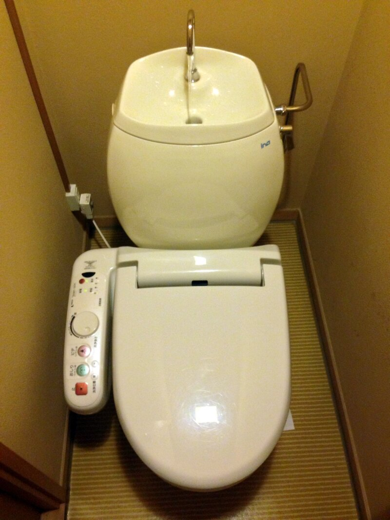 Everything Old Is New Again: The Toilet-Sink Edition : All Tech ...