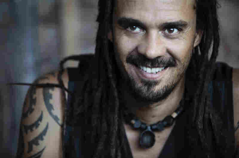 "Michael Franti, WXPN listener from San Francisco, CA""I think it's really important for people to support XPN and public radio in general because it's the voice of the community [...] It's up to the independent voices, the independent radio stations, the community stations to be that expression of freedom."""