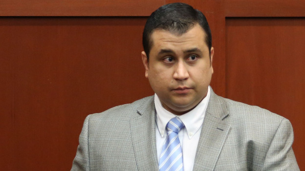 George Zimmerman in court on Thursday. (Getty Images)