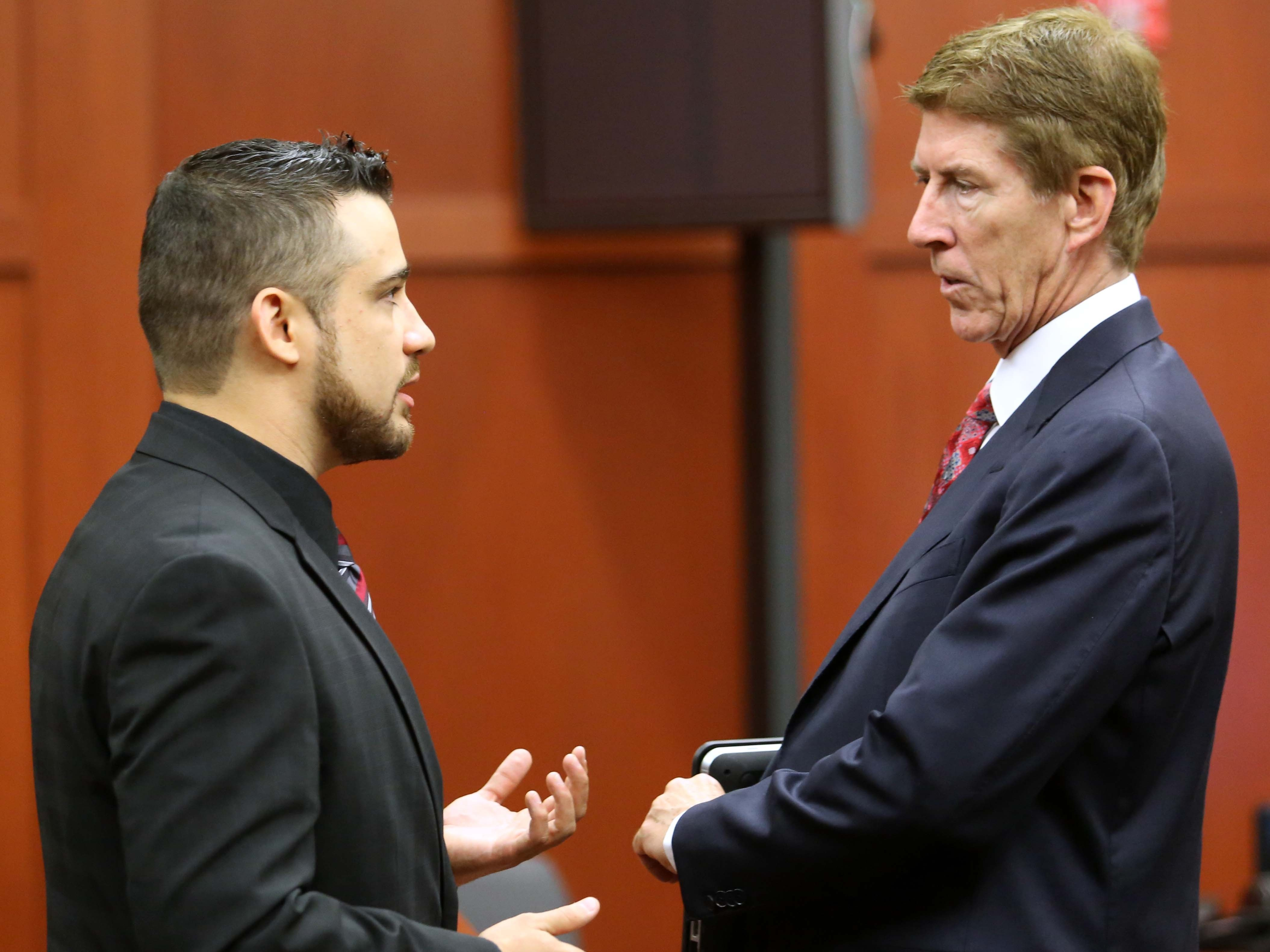 Zimmerman's Brother: Race 'Wasn't An Element In This Case'