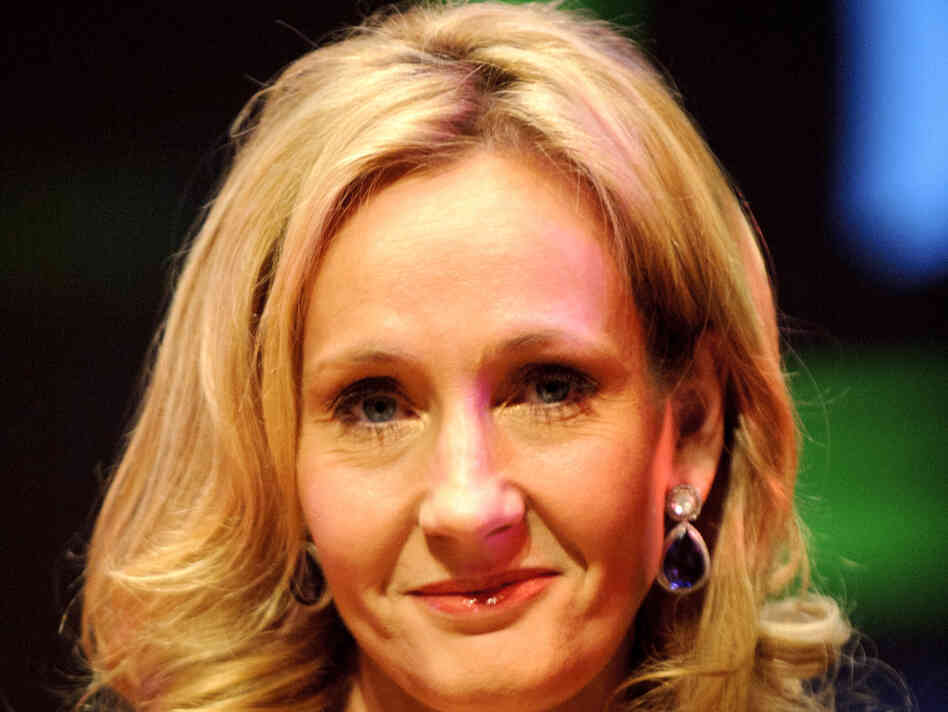 Author J.K. Rowling last year in London.