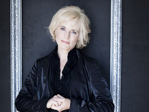 Maria Bamford is a stand-up comedian and voice actress. She recently appeared in the fourth season of Arrested Development.
