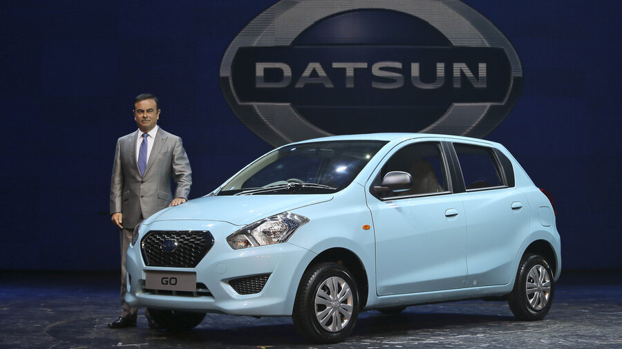 Nissan satisfied with Datsun revival
