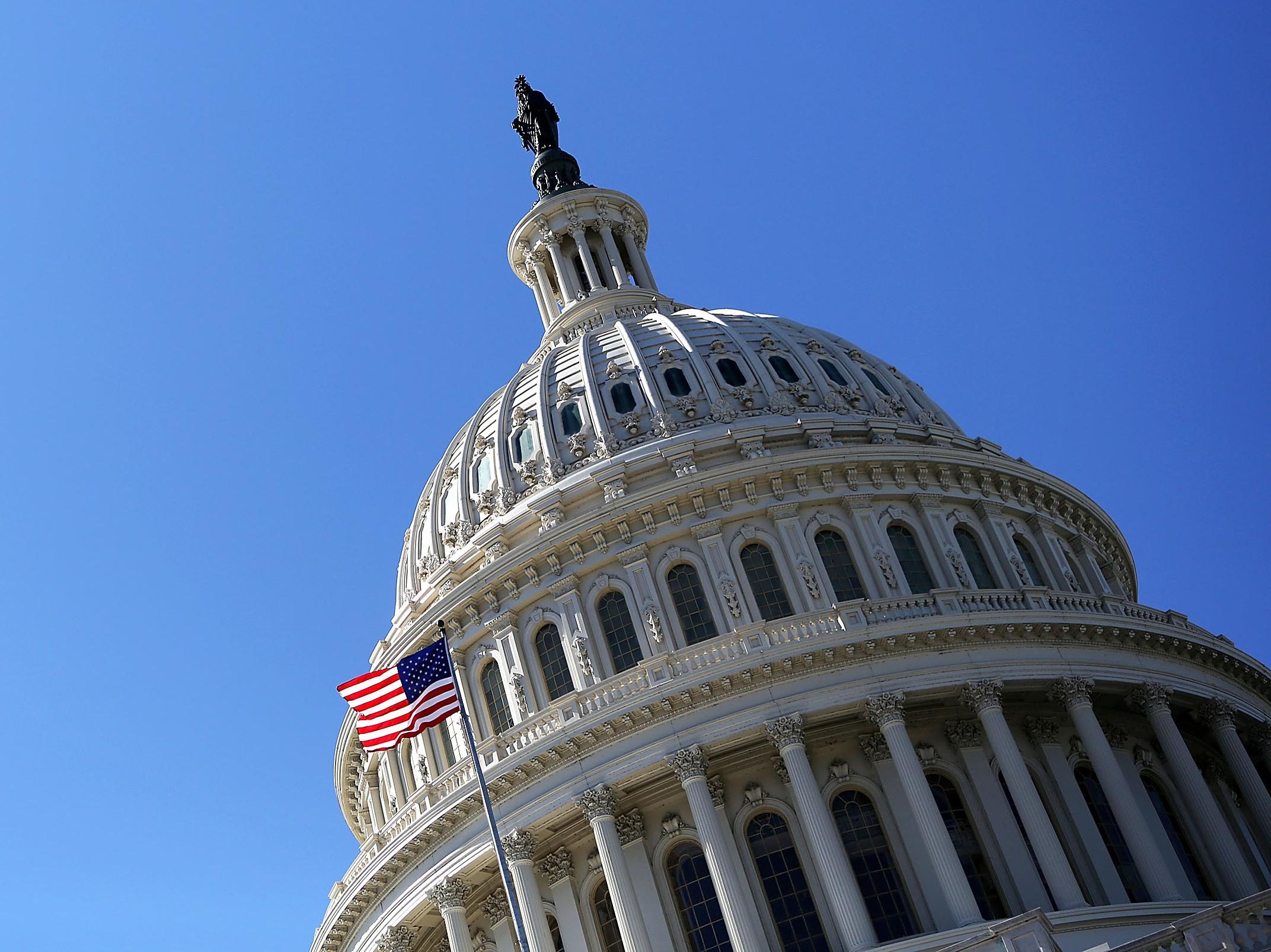 'Nuclear Option' In Play As Senators Meet In Secret