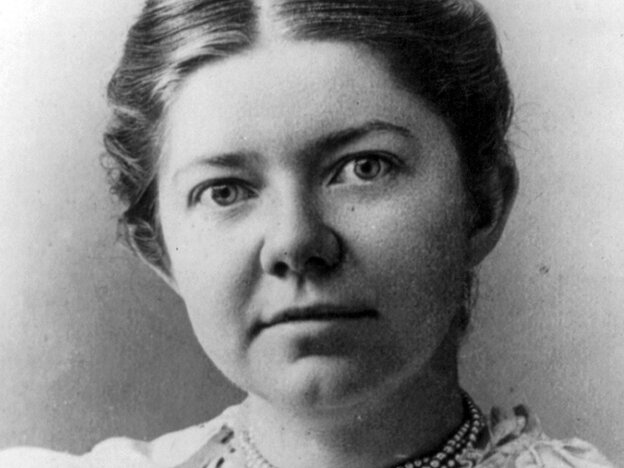 """Amy Beach, with her 1896 """"Gaelic"""" Symphony, was among America's early symphonic composers."""