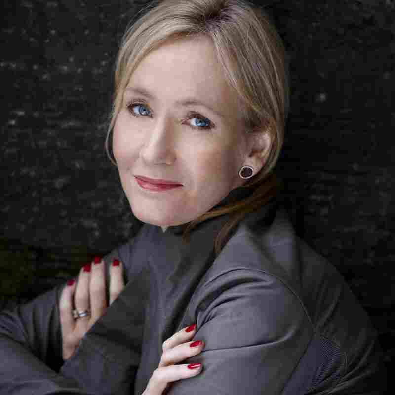 Aparecium! J.K. Rowling Revealed As 'Cuckoo' Mystery Author