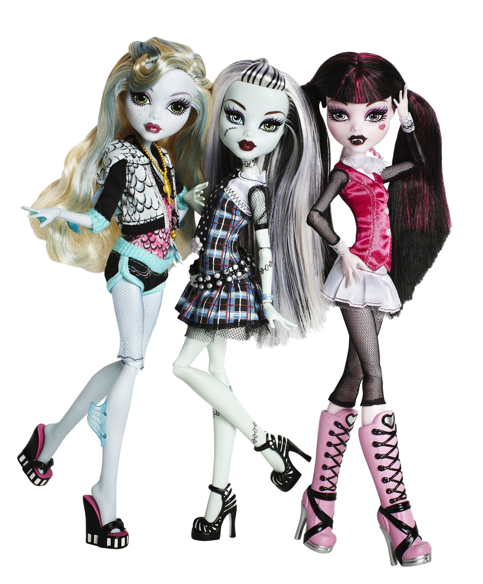 Mattel executives say they did not anticipate the runaway success of the goth-influenced Monster High brand when it debuted in 2010.