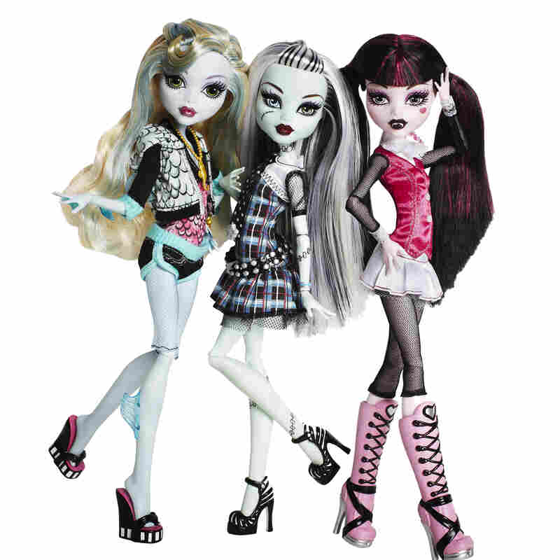 Fangs And Fishnets For The Win: 'Goth Barbie' Is Monstrously Successful