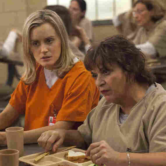 Laughs And Drama Behind Bars With 'Orange Is The New Black'