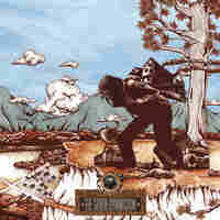 The cover of Okkervil River's album The Silver Gymnasium