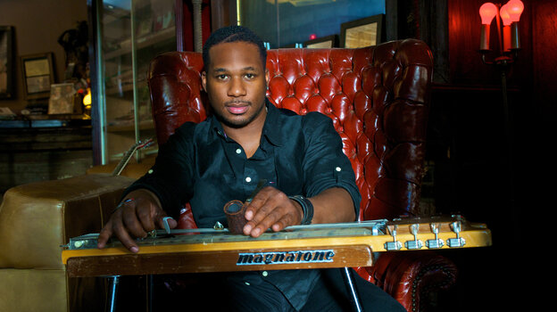 Robert Randolph & The Family Band's new album, Lickety Split, is out Tuesday.