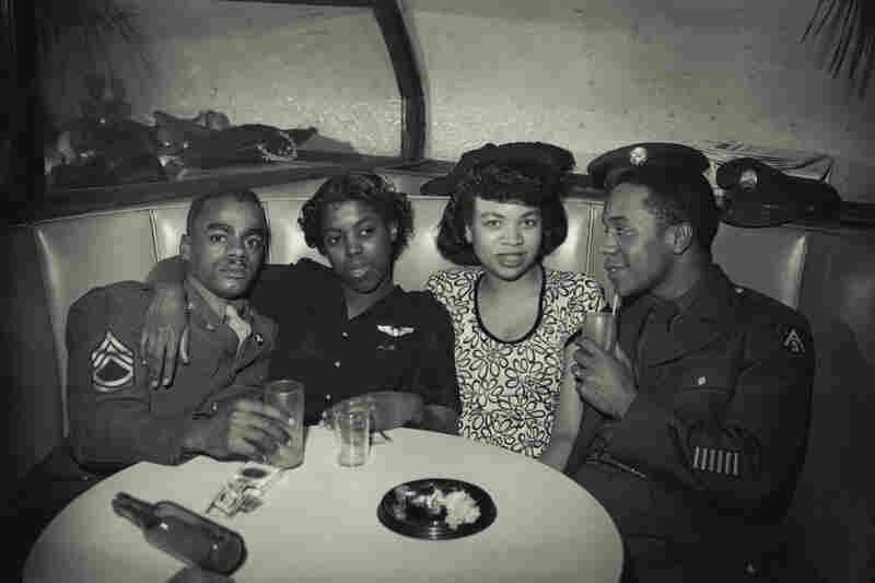 Bar Patrons, Pittsburgh, Penn., circa late-1940s